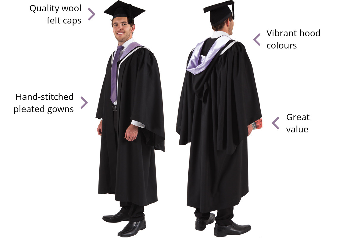 GownTown is Australia's premiere retailer of university graduation gowns, offering an affordable alternative to gown hire