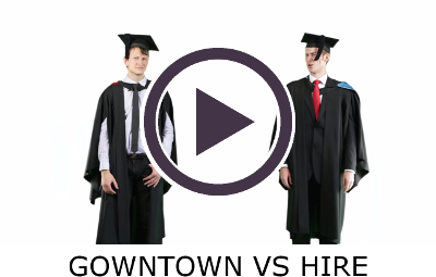 GownTown | Graduation gowns and university degree frames
